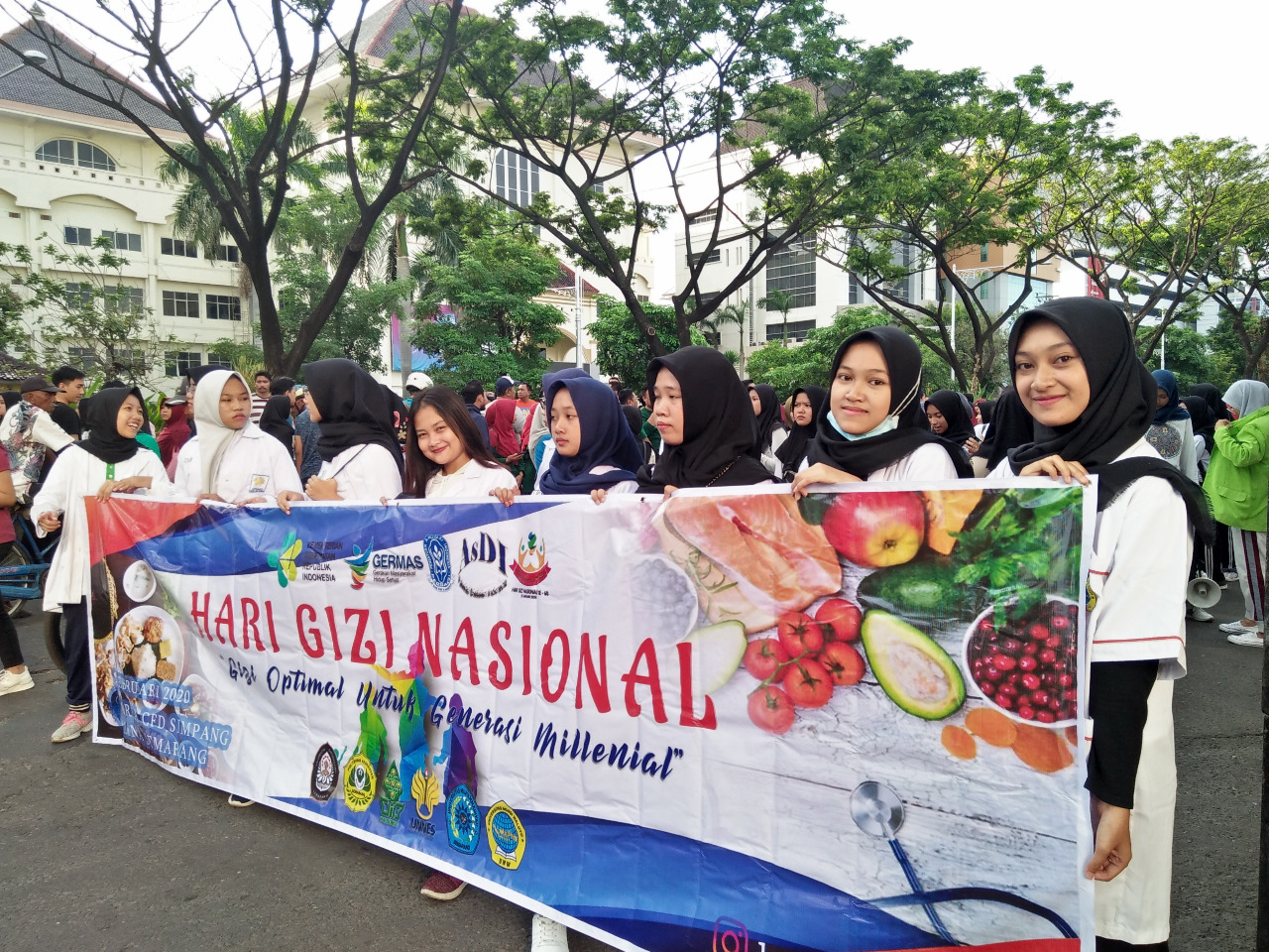 Peringatan Hari Gizi Nasional (HGN) Tahun 2020