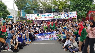 Peringatan Hari Gizi Nasional (HGN) Tahun 2019
