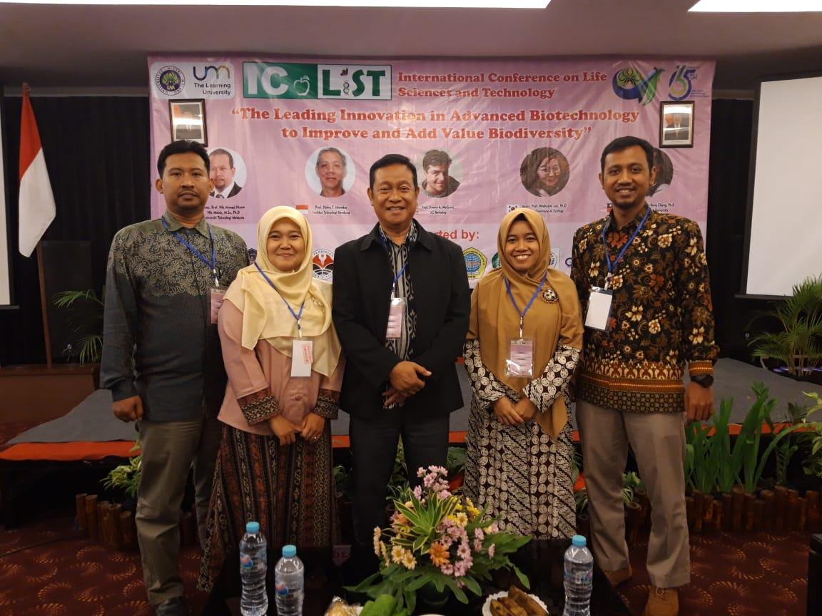 Presenter ICOLIST